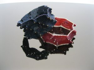 Stepped Microhorn Bangles